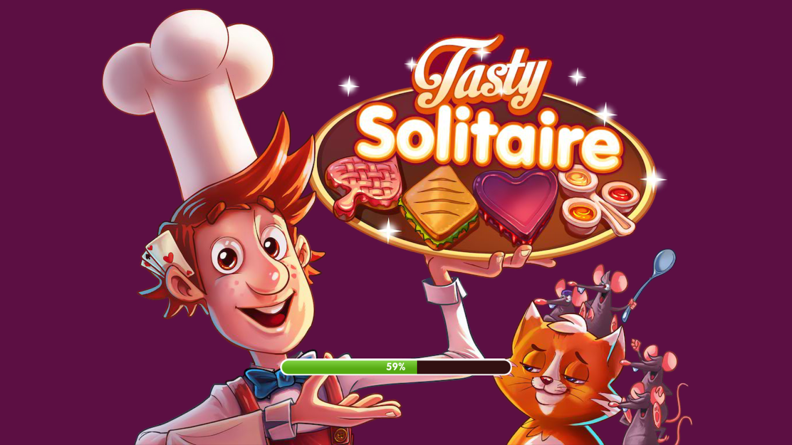 Tasty Solitaire Classic Screenshot 1