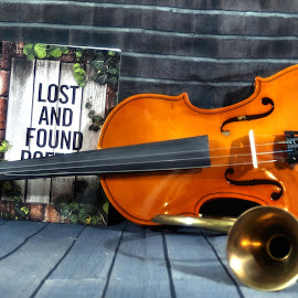 Lost and Found Poetry by D.M. Russ by D.M. Russ - Artistic Objects Still Life