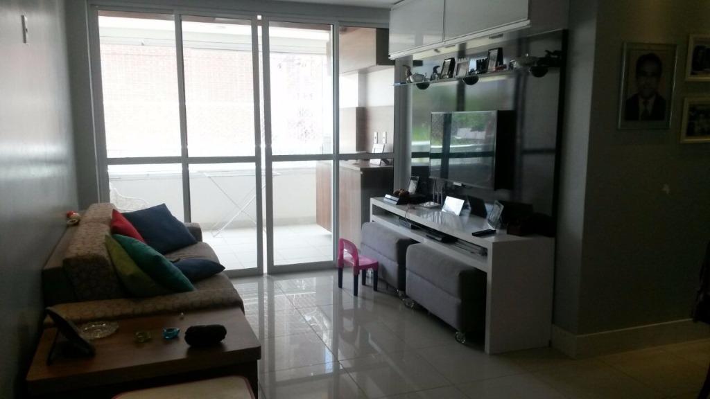 Apartamento residencial à venda, Jardim Renascença, São Luís.
