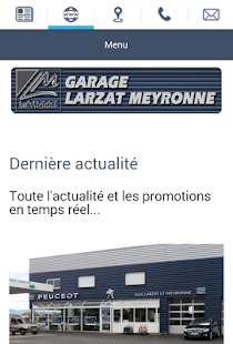 Garage Larzat Meyronne - screenshot