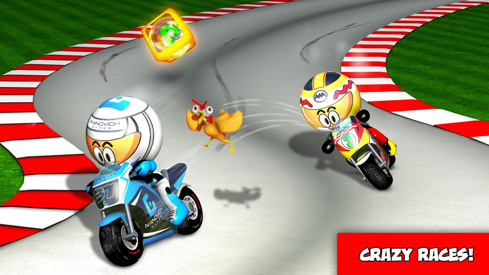 MiniBikers Screenshot 12