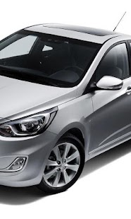 Wallpapers Hyundai Accent - screenshot