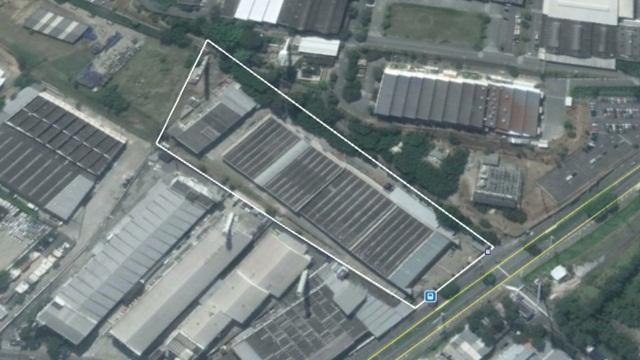 Galpão Industrial - São Bernardo do Campo