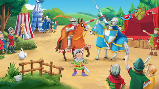 Vincelot: A Knight's Adventure- screenshot thumbnail