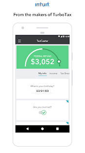 TaxCaster by TurboTax - Free Screenshot