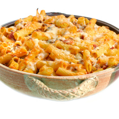 Hungry Girl's Fully Loaded Baked Ziti