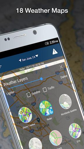Weather by WeatherBug screenshot 4