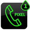 PP THEME PIXELPHONE DARK GREEN
