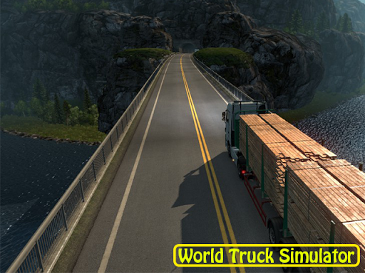 World Truck Simulator - screenshot