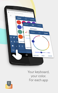Chrooma Keyboard – Emoji