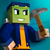 APK Game Block Town - craft your city! for iOS