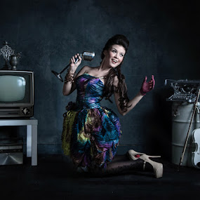 Like a Rock Star by Aji Patria - People Fashion