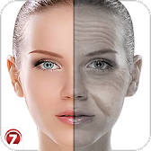 Face Aging Booth Old Face APK Icon