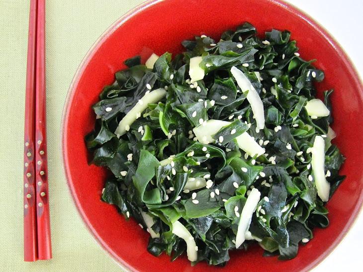Seaweed Salad Recipe | Yummly