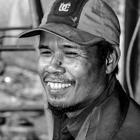by Bhako N Bhako - People Portraits of Men