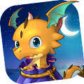 Game Dragon Friends : Green Witch APK for Kindle