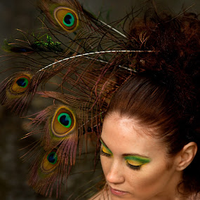 Peacock by Brent Foster - People Fashion ( ontario fashion photographers, fashion photographers ontario )