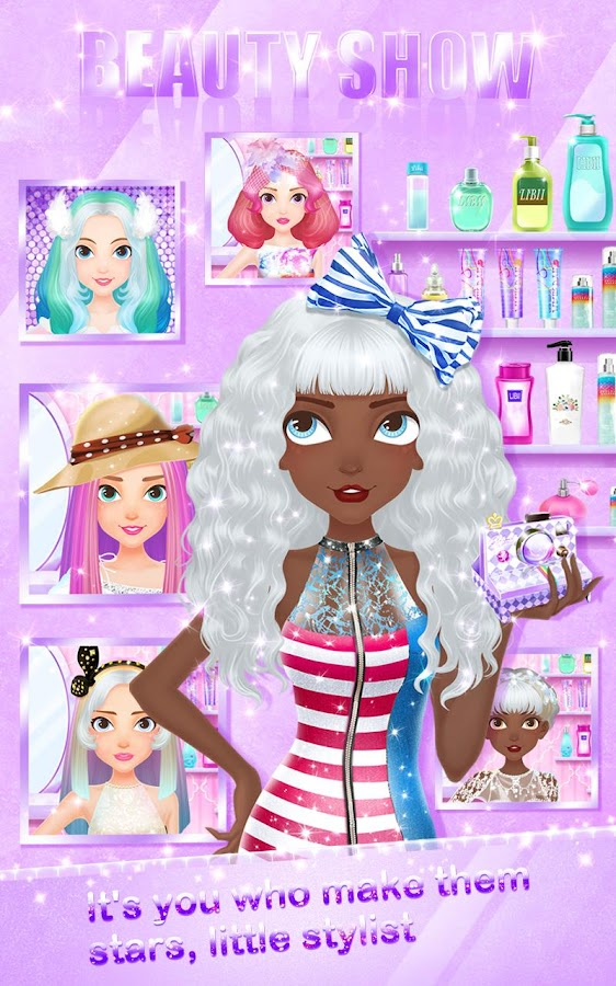 Hair Fashion Screenshot 4