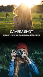 Camera Shot Pro - FX editor - screenshot