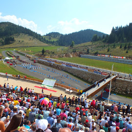 Summer Biathlon World Championships by Liviu Nanu - Sports & Fitness Other Sports ( contest, biathlon, championship )