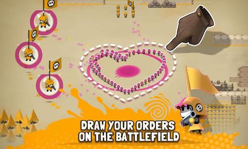Tactile Wars - screenshot