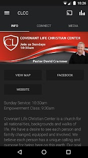 Covenant Life Christian Center - screenshot