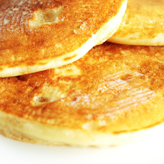 Classic Butter Pancakes
