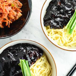 Black Bean Pasta Noodles Recipes