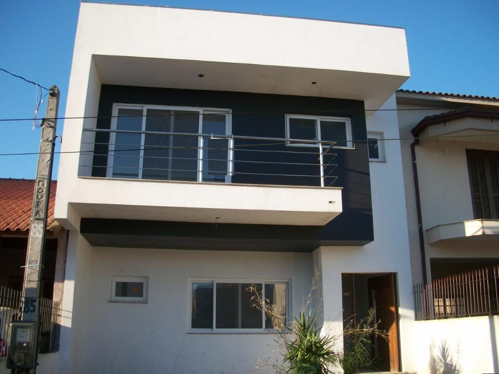 Casa 3 Dorm, Hípica, Porto Alegre (SO0502)
