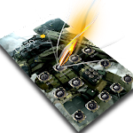 Military force theme mercenary theme launcher Icon