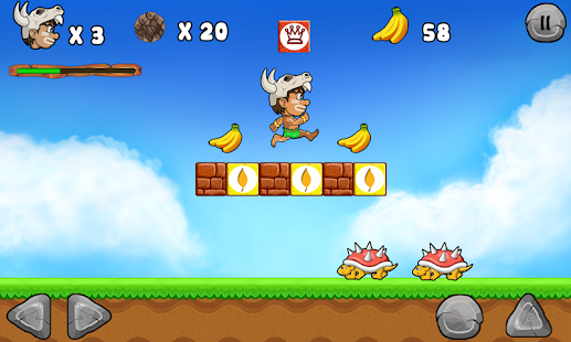 Jungle Adventures - free- screenshot thumbnail
