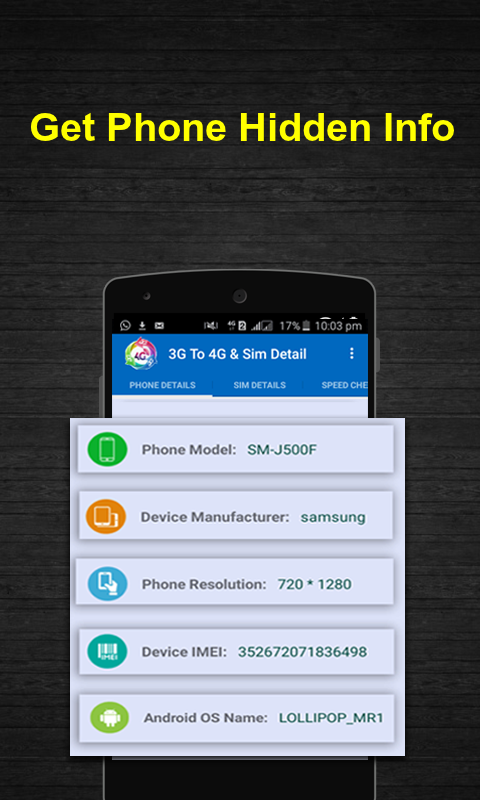 3G To 4G Converter PRO Screenshot 2