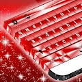Red Chrome Keyboard APK Descargar