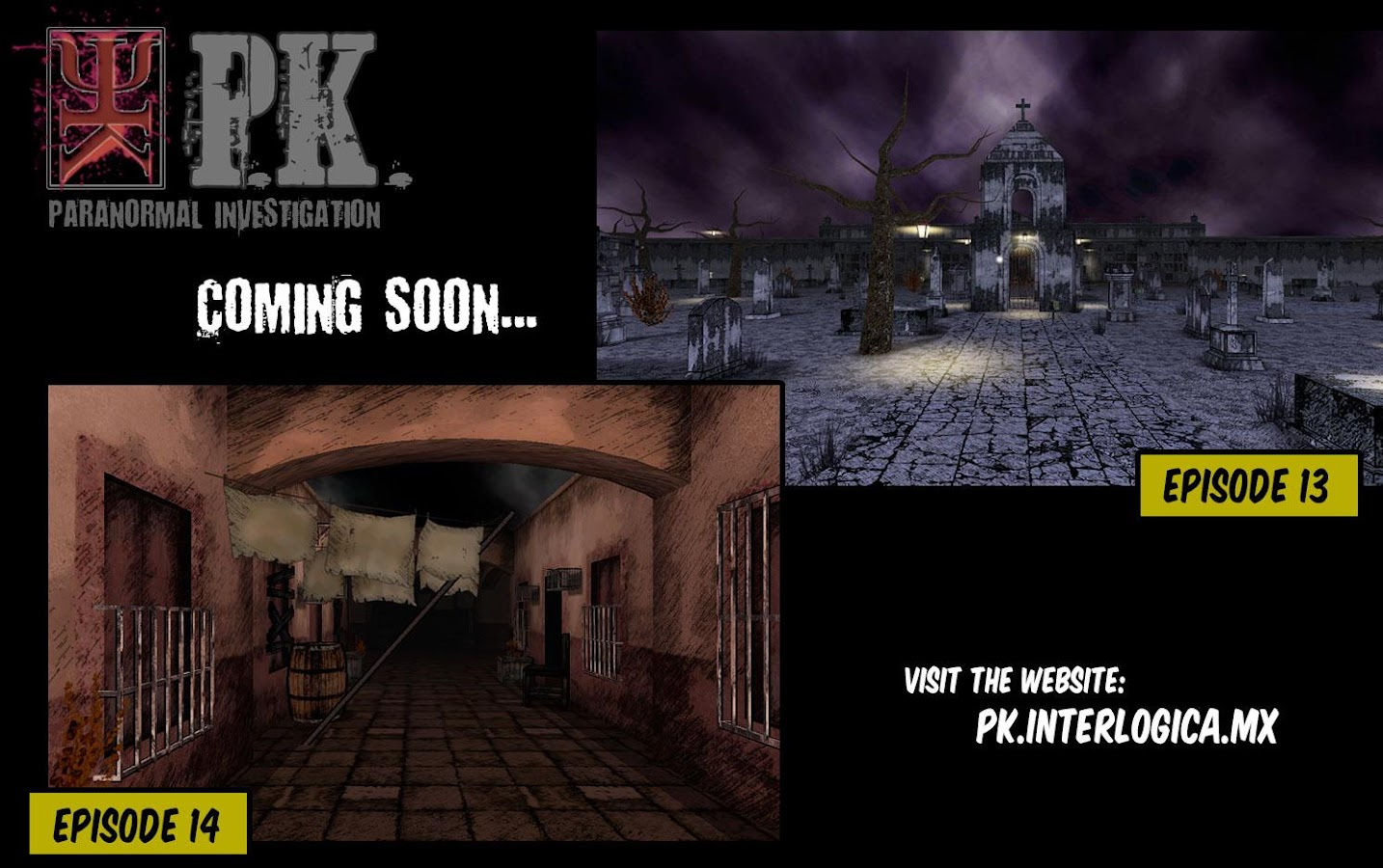 P.K. PARANORMAL Screenshot 15