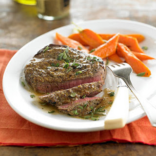 Mustard Crust On Steak Recipes