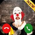 killer clown Fake call prank APK for Bluestacks