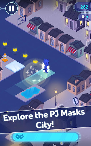 PJ Masks: Super City Run For PC