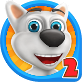 My Talking Dog 2 - Virtual Pet APK for Bluestacks