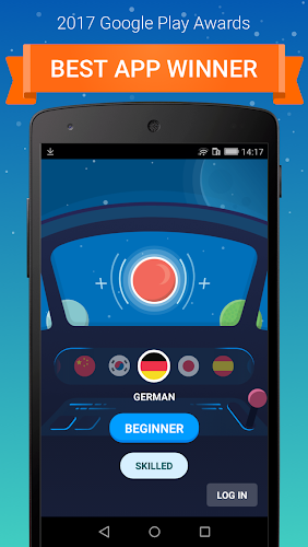 Memrise: Learn a Foreign Language & New Vocabulary Android App Screenshot