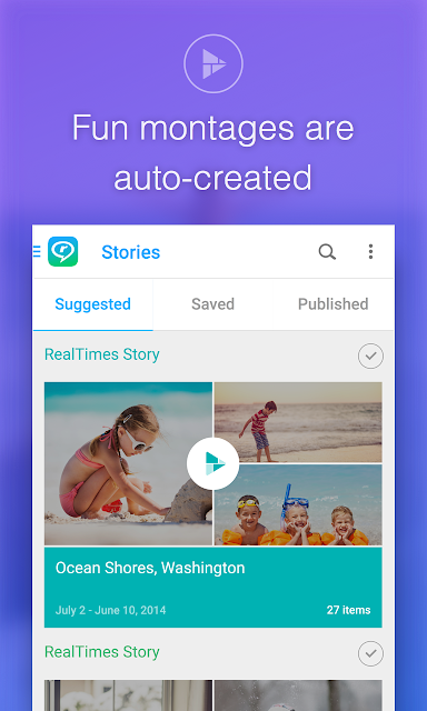RealTimes Video Collage Maker screenshots