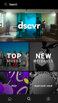 Vevo - Watch HD Music Videos APK screenshot thumbnail 2