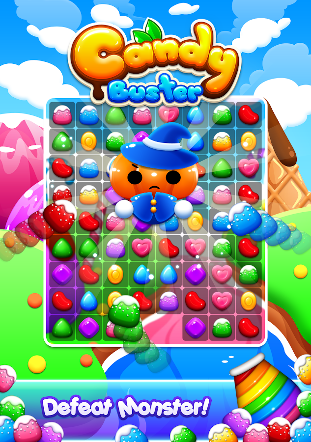 Candy Busters Screenshot 2