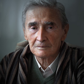 My father by Darko Kordic - People Portraits of Men