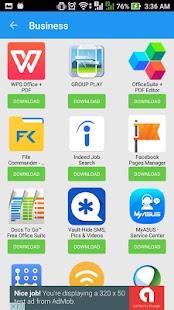 Super Mobile Apps Market APK for Bluestacks