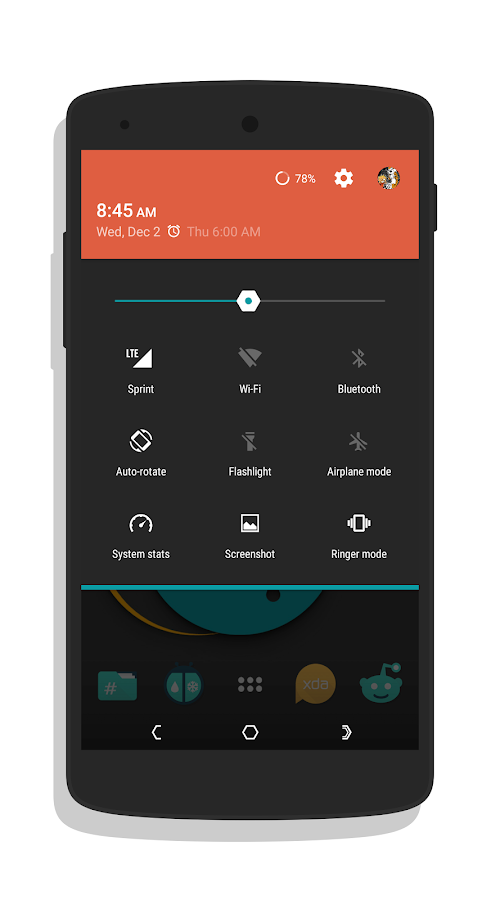 [Substratum] Coalesce (beta) Screenshot 0