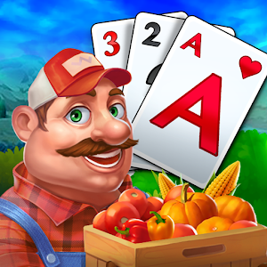 Solitaire Tripeaks: Farm Adventure For PC (Windows And Mac)
