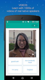 Memrise: Learn a new language Screenshot