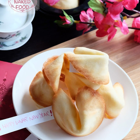 DIY Chinese Fortune Cookies