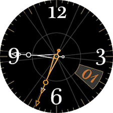 Watch Face - Geometry