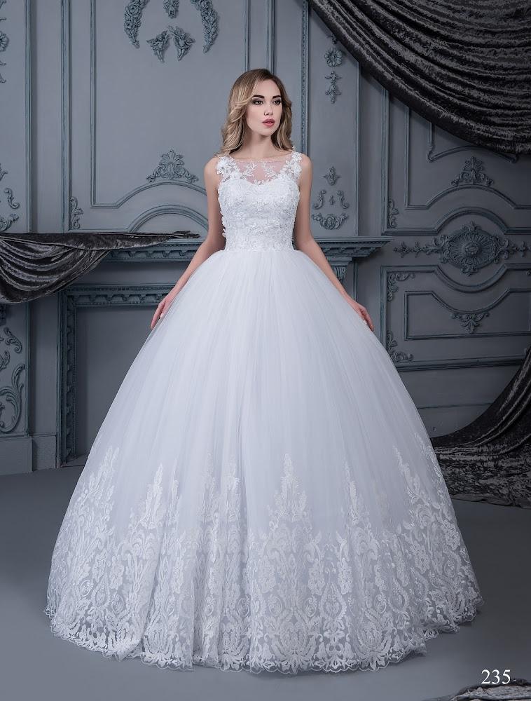 Фото свадебных платьев 2017 г